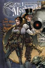 Lady Mechanika Lost Boys Of West Abbey #1 (Of 2) Main Cover B