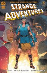 Strange Adventures Vol 5 #5 (Of 12) Cover B Evan Shaner Variant