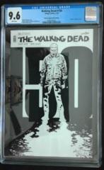Walking Dead #150 Retailer Sketch Variant CGC 9.6