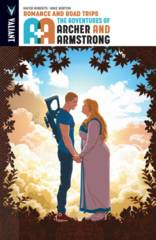 A&A Adv Of Archer & Armstrong Vol 2 Romance And Road Trip TPB