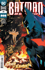 Batman Beyond Vol 6 #49 Cover A Dan Mora