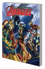 All New All Different Avengers Vol 1 TPB