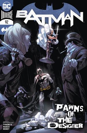 Batman Vol 3 #92 Cover A