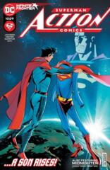 Action Comics Vol 1 #1029 Cover A Phil Hester & Eric Gapstur
