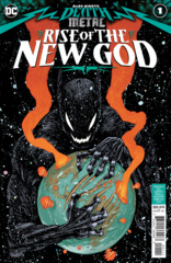 Dark Nights Death Metal Rise Of The New God #1 Cover A Ian Bertram