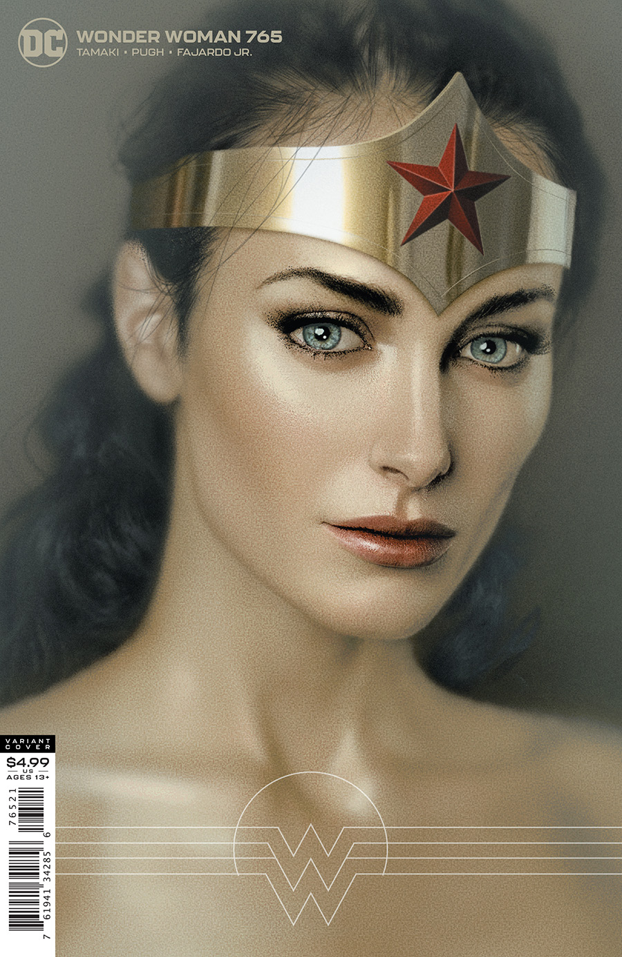 Wonder Woman Vol 1 #765 Cover B Joshua Middleton Variant