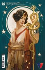 Wonder Woman Vol 1 #774 Cover B Joshua Middleton Variant