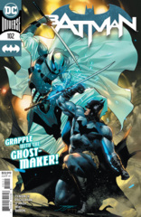 Batman Vol 3 #102 Cover A Jorge Jimenez