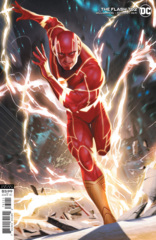 Flash Vol 1 #762 Cover B Inhyuk Lee Variant