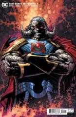 Dark Nights Death Metal #4 (Of 7) Cover B David Finch Darkseid Variant