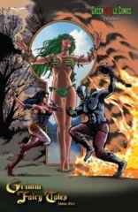 Grimm Fairy Tales #60 - Cover E - JEL - Greeneville Comics Exclusive
