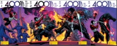 4001 AD Lot 1 2 3 4 Clayton Henry MGH Exclusive Variant Set