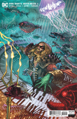 Dark Nights Death Metal #5 (Of 7) Cover E 1:25 Doug Mahnke Variant