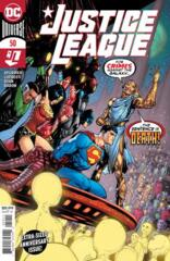 Justice League Vol 4 #50 Cover A Doug Mahnke