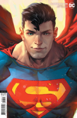 Superman Vol 5 #28 Cover B Kael Ngu Card Stock Variant
