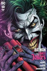 Batman Three Jokers #1 (Of 3) Premium Cover C Bomb Variant