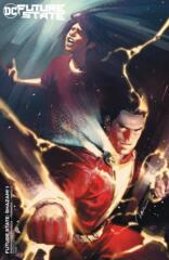 Future State Shazam #1 (Of 2) Cover B Gerald Parel Variant
