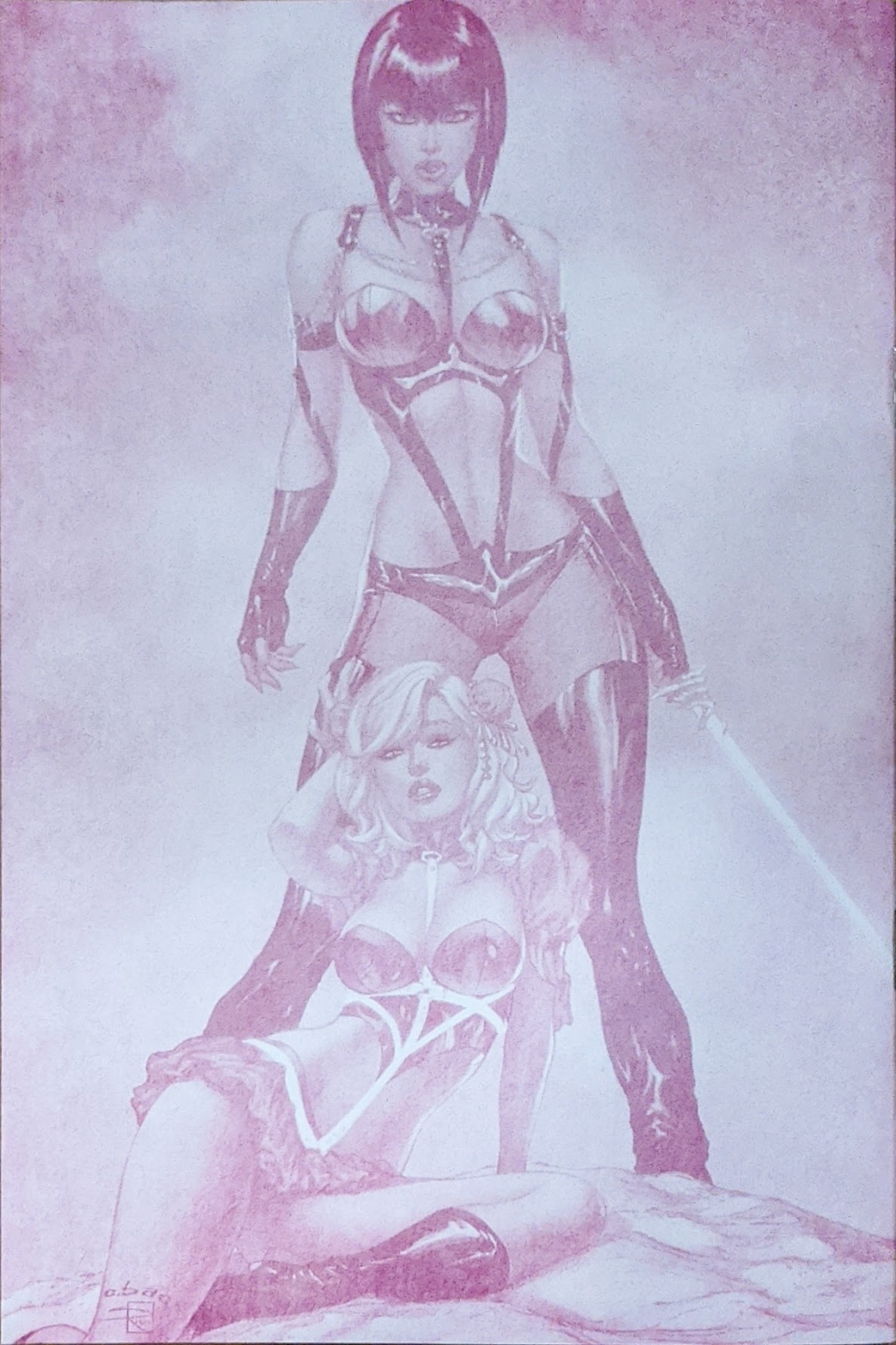 Rothic REM 8 #6 Sabine Rich Memory Collection Variant LTD 150