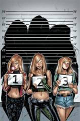 GFT Robyn Hood Ongoing #16 Cops B Cover Ingranata