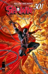 Spawn #301 Cover K Alex Ross Variant
