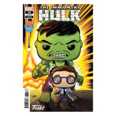 Immortal Hulk #39 (LGY #756) Cover C Previews Exclusive Funko Variant