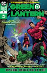 Green Lantern Season 2 #5 (Of 12) Cover A Liam Sharp