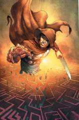Wrath Of The Eternal Warrior #10 Cover C 1:20 Variant Guinaldo