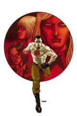 Bloodshot Reborn #9 Cover B Johnson
