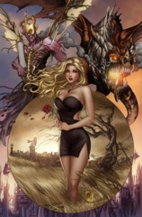 Southern Nightgown #4 Mike Krome Rothic Variant