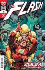 Flash Vol 1 #761 Cover A Howard Porter