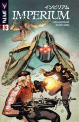 Imperium #13 Cover A Gill