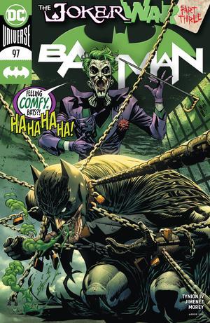 Batman Vol 3 #97 Cover A Guillem March