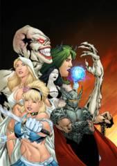 GFT Grimm Fairy Tales #122 A Cover Richardson