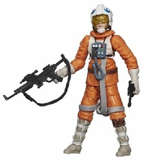 Star Wars Black #25 Dak Ralter 3 3/4 Inch Action Figure