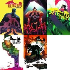 Detective Comics Lot 30 31 32 33 34