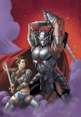 GFT Oz Reign Of Witch Queen #3 (Of 6) A Cover Ortiz