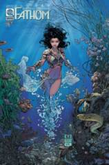 All New Fathom #1 1:12 Variant
