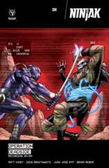 Ninjak #13 Cover C Henry