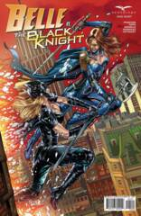 Belle vs The Black Knight One-Shot Cover B Igor Vitorino