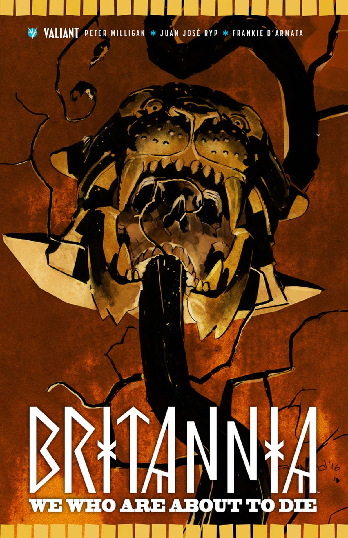 Britannia Vol 2 We Who Are About To Die TPB
