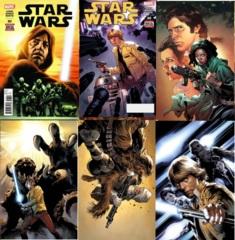 Star Wars Lot 7 8 9 10 11 12