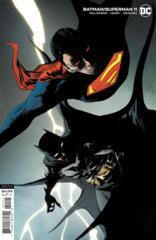 Batman Superman Vol 2 #11 Cover B Jae Lee Variant