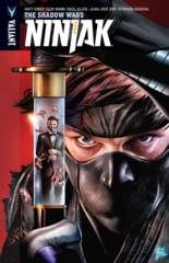 Ninjak Vol 2 Shadow Wars TPB
