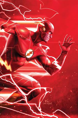 Flash Vol 1 #758 Cover B Inhyuk Lee Variant