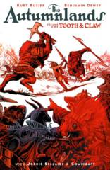 Autumnlands Vol 1 Tooth & Claw TPB
