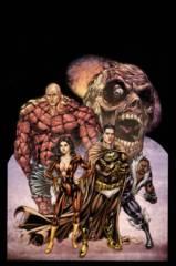 Hollywood Zombie Apocalypse #1 (Of 2) Cover A Granda