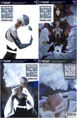 Dr Mirage Second Lives Lot 1 2 3 4 Cover A Set
