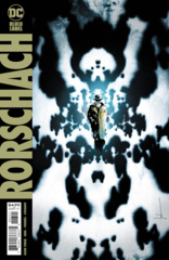 Rorschach #3 (Of 12) Cover B Jock Variant