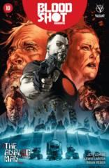 Bloodshot Reborn #10 Cover A Larosa