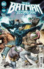 Next Batman Second Son #2 (Of 4) Cover A Doug Braithwaite
